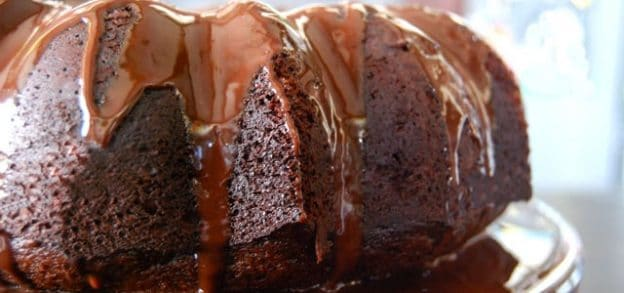 Chocolate Guinness Stout Cake with Chocolate Ganache Recipe - Nicole's Table - Antigua
