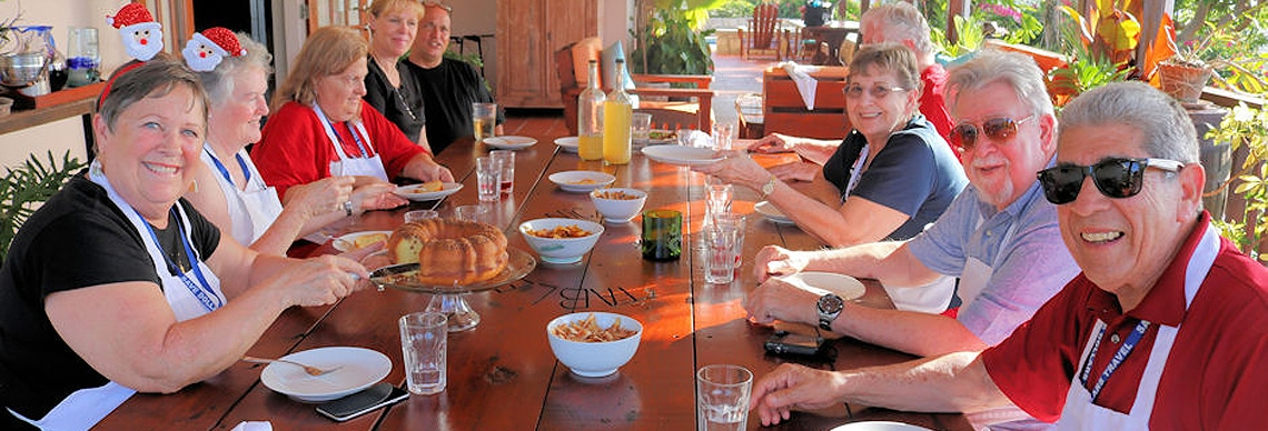 Things to do in Antigua - Nicole's Table Cooking Classes.