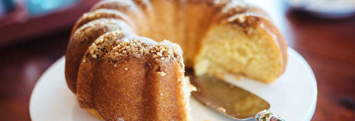 Rum Cake Recipes - Nicole's Table - Antigua